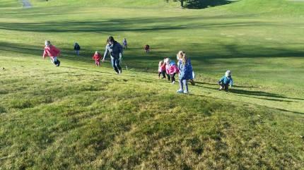 Bright Beginnings Community Preschool - Outdoor Play