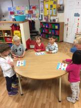 Fernie preschool - teamwork