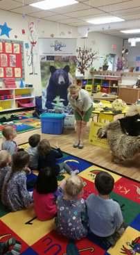 Fernie Preschool - Wild Safe BC