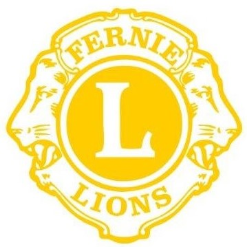 Fernie Lions Club - Service Organization donating to our preschool!