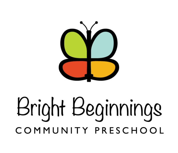 Bright Beginnings Preschool New Logo by Brina Schenk